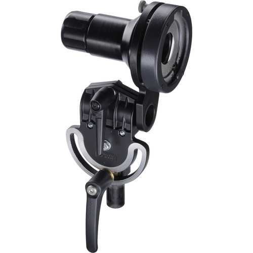 Broncolor Focusing Tube Mount and Base for Para 88 and 133 with Tilt Head and Safety Rope