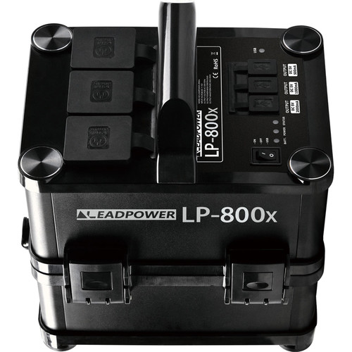 Broncolor Powerbox LP-800x Battery Inverter