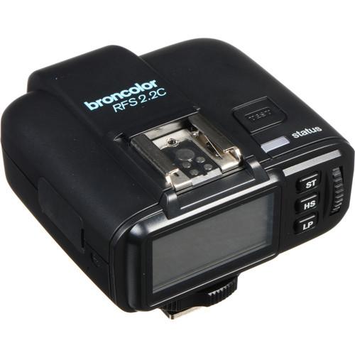 Broncolor RFS 2.2 C Transceiver for Canon
