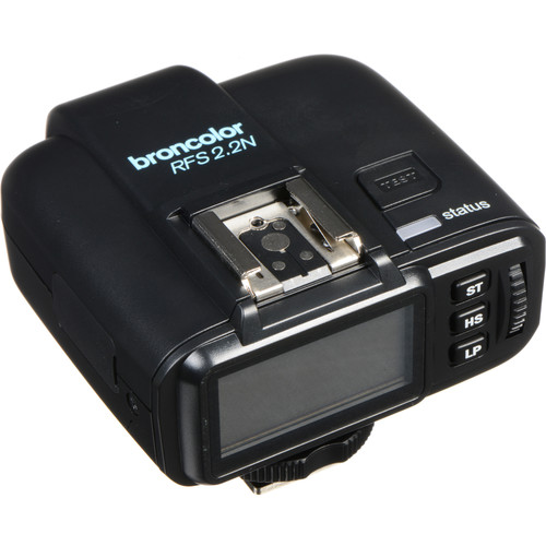 Broncolor RFS 2.2 N Transceiver for Nikon