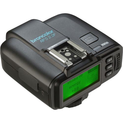 Broncolor RFS 2.2 F Transceiver for Fujifilm