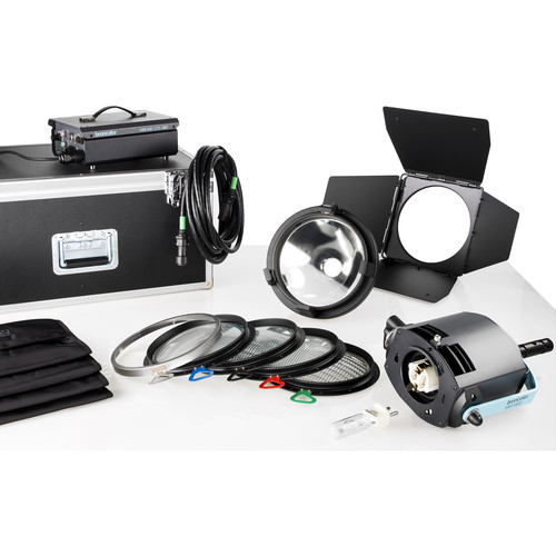 Broncolor HMI F800 PAR Kit