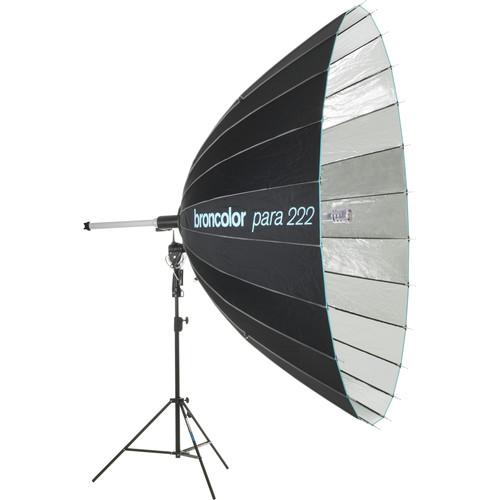 "Broncolor Para 222 FT Reflector Kit (87"")"
