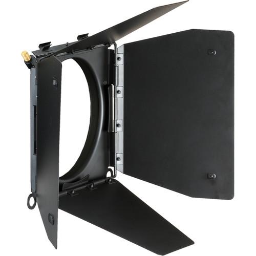 Broncolor 4-Leaf Barndoor Set for Open Face Reflector for HMI F1600