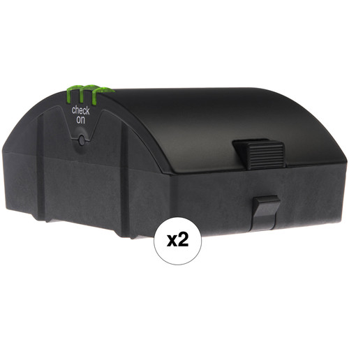 Broncolor Rechargeable Li-Ion Battery for Siros L Monolight 2-Pack