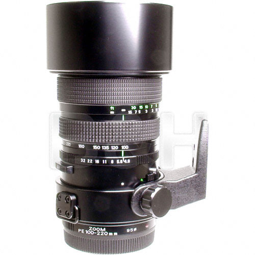 Bronica 100-220mm f/4.8 IF Aspherical Lens
