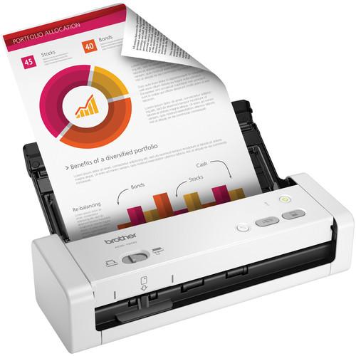 Brother ADS-1200 Compact Color Desktop Scanner