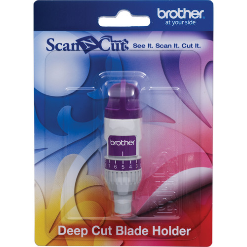 Brother Deep Cut Blade Holder for ScanNCut Cutting Machine