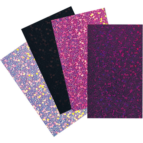 """Brother Iron-On Transfer Holographic Sheets for ScanNCut Machines (4-Pieces, 8.5x11"""")"""