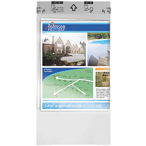 Brother Replacement Carrier Sheet for ADS-2000, ADS-2500W (5-Pack)