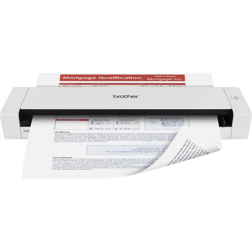 Brother DSmobile 720D Mobile Duplex Document Scanner