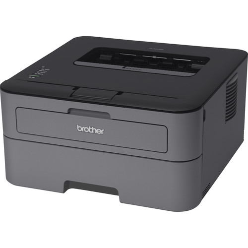 Brother HL-L2300D Monochrome Laser Printer with High Yield Toner Cartridge Kit