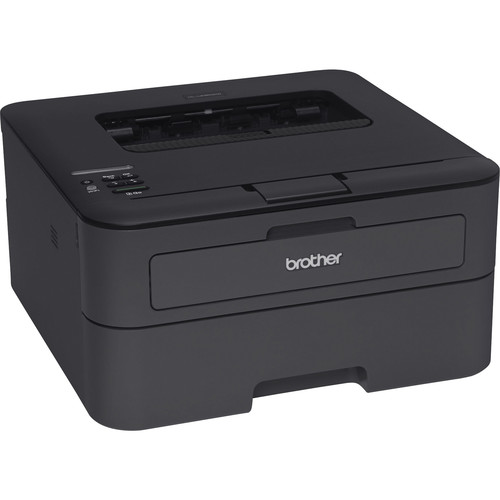Brother HL-L2340DW Monochrome Laser Printer with High Yield Cartridge Kit