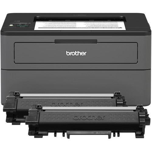 Brother HL-L2370DW XL Monochrome Laser Printer