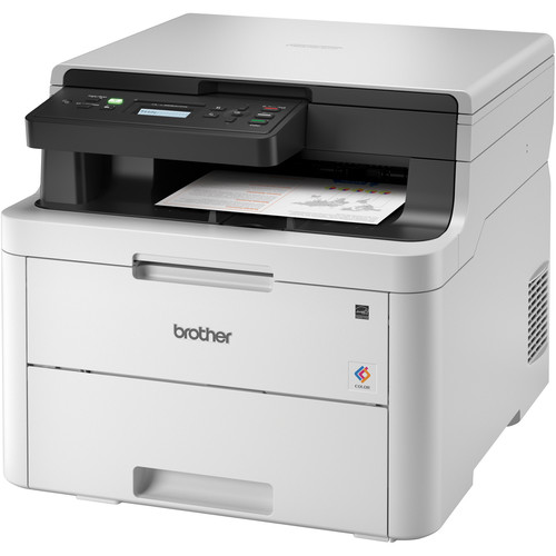 Brother HL-L3290CDW Compact LED Color All-in-One Printer