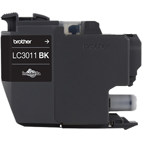 Brother LC3011 Standard-Yield Ink Cartridge (Black)