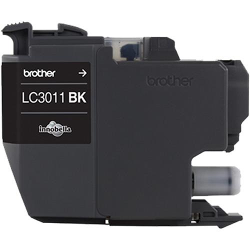 Brother LC3011 Standard-Yield Ink Cartridge (Black)