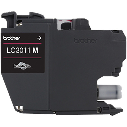 Brother LC3011 Standard-Yield Ink Cartridge (Magenta)