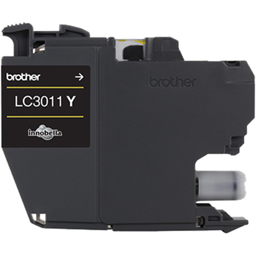 Brother LC3011 Standard-Yield Ink Cartridge (Yellow)