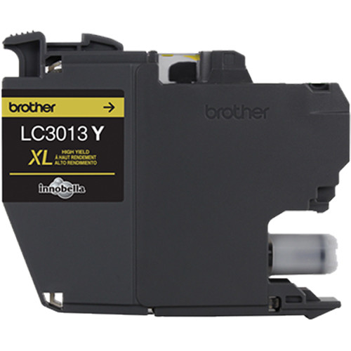 Brother LC3013 High-Yield Ink Cartridge (Yellow)