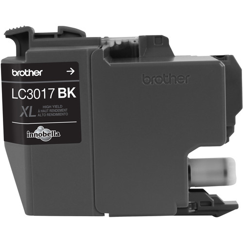 Brother LC3017BK High Yield XL Black Ink Cartridge