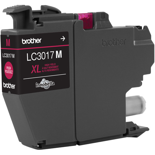 Brother LC3017M High Yield XL Magenta Ink Cartridge