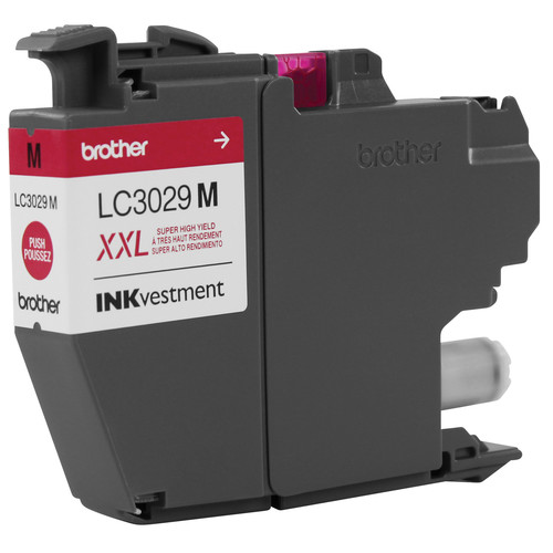 Brother LC3029M Super High Yield INKvestment Magenta Ink Cartridge