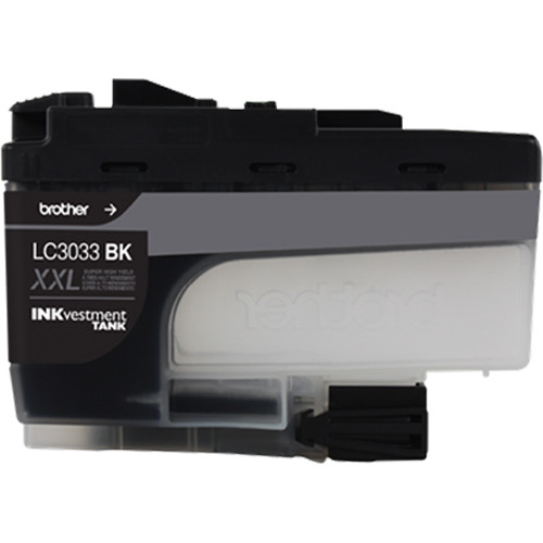 Brother LC3033 Super High-Yield INKvestment Tank Cartridge (Black)