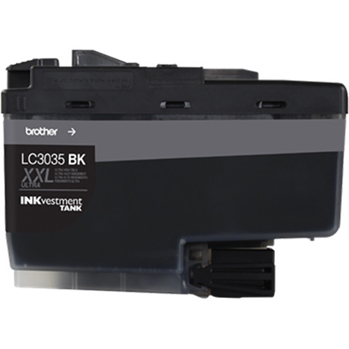 Brother LC3035 Ultra-High Yield INKvestment Tank (Black)