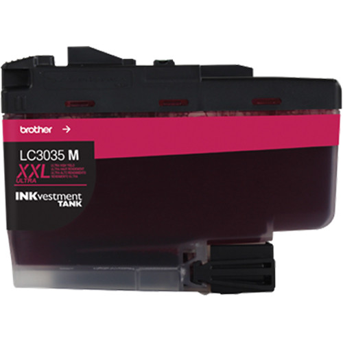 Brother LC3035 Ultra-High Yield INKvestment Tank (Magenta)