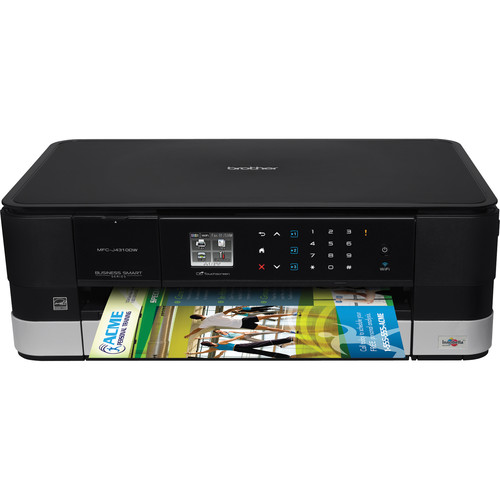 Brother MFC-J4310DW Business Smart Series All-in-One Inkjet Printer