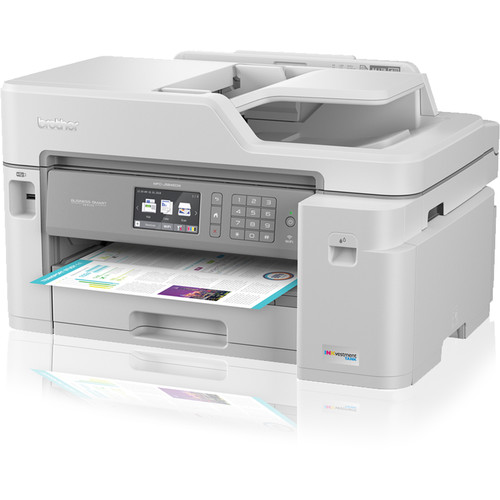 Brother MFC-J5845DW INKvestment Tank Inkjet All-in-One Printer (1 Year)