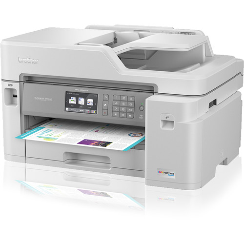 Brother MFC-J5845DW XL INKvestment Tank All-in-One Inkjet Printer