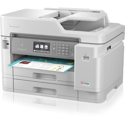 Brother MFC-J5945DW INKvestment Tank All-in-One Inkjet Printer