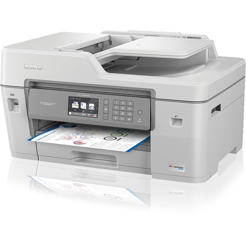 Brother MFC-J6545DW INKvestment Tank Inkjet All-in-One Printer (1 Year)