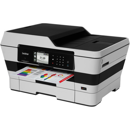 Brother MFC-J6925DW Business Smart Pro All-in-One Inkjet Printer
