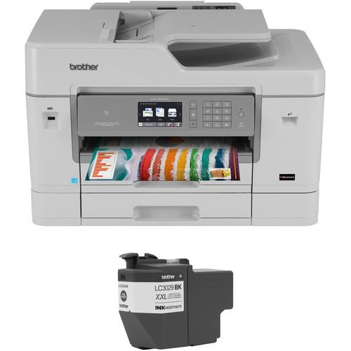 Brother MFC-J6935DW Color Inkjet Printer with Ink Kit