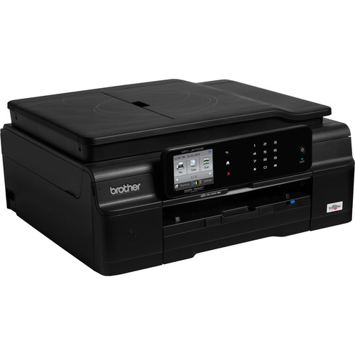 brother mfc j870dw how to connect