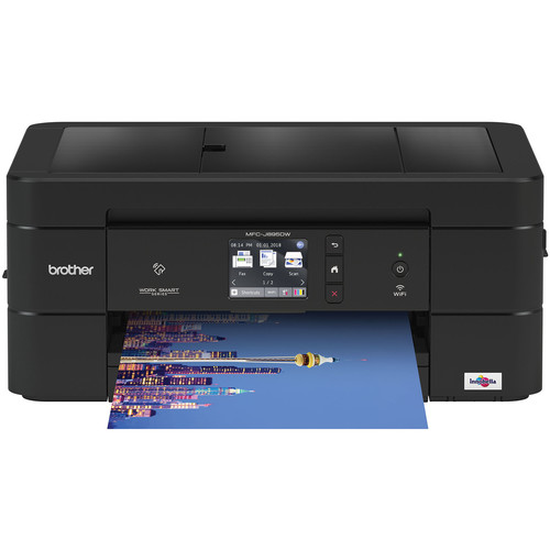 Brother Work Smart Series MFC-J895DW All-In-One Inkjet Printer