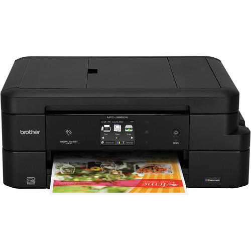 Brother MFC-J985DW All-in-One Inkjet Printer