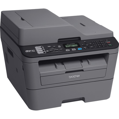 Brother MFC-L2700DW All-in-One Monochrome Laser Printer