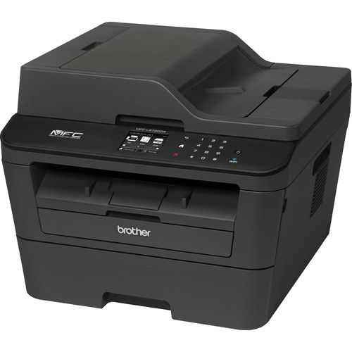 Brother MFC-L2720DW All-in-One Monochrome Laser Printer