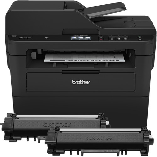 Brother MFC-L2750DW XL All-In-One Monochrome Laser Printer