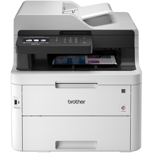 Brother MFC-L3750CDW Color LED All-in-One Printer