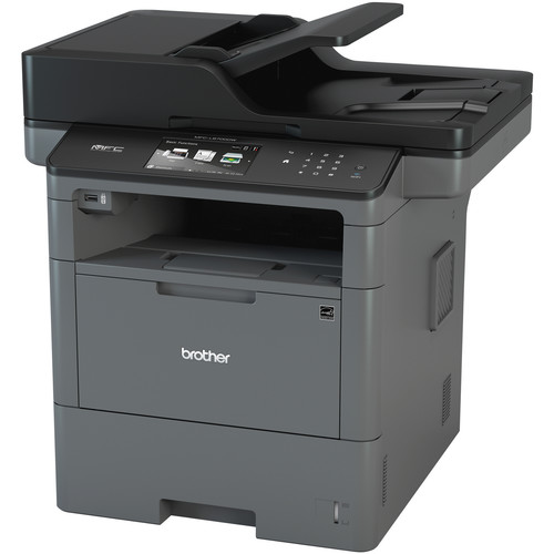 Brother MFC-L6700DW All-in-One Monochrome Laser Printer