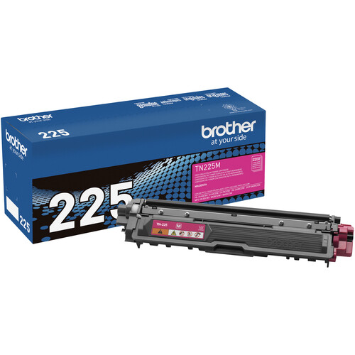 Brother TN225M High Yield Magenta Toner Cartridge