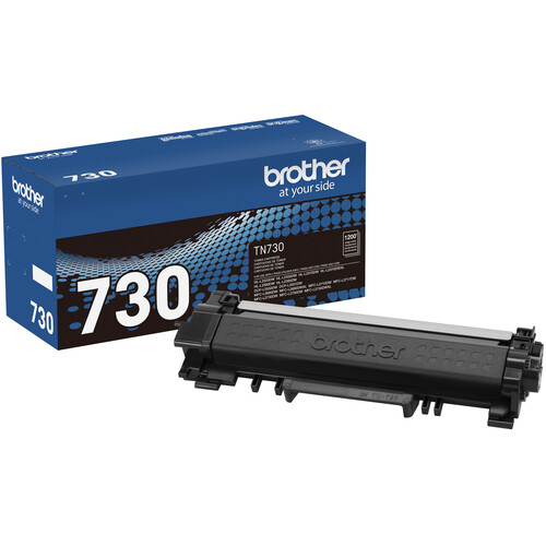 Brother TN730 Standard Yield Black Toner Cartridge