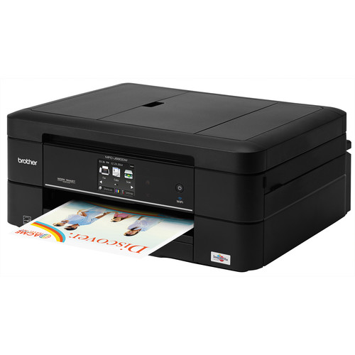 Brother WorkSmart Series MFC-J680DW All-in-One Inkjet Printer