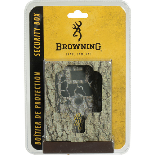 Browning Trail Camera Security Box for Spec Ops/Recon Force/Command Ops HD/Patriot Cameras