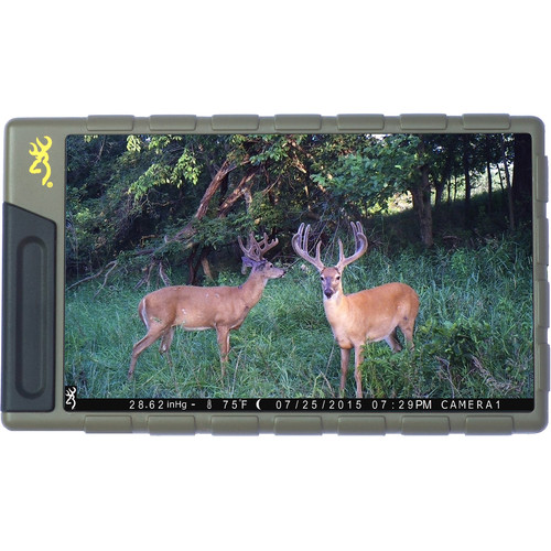Browning Trail Camera Picture and Video Viewer